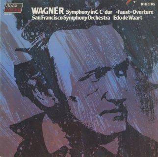 ワーグナー:交響曲,ファウスト序曲