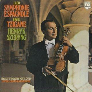 ラロ:スペイン交響曲Op.21,ラヴェル:ツィガーヌ