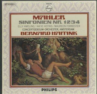 マーラー:交響曲1〜4番