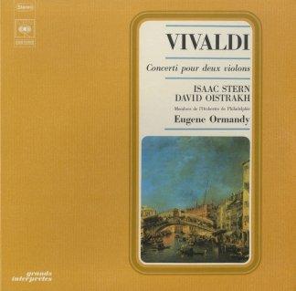 ヴィヴァルディ:2台のヴァイオリンのための協奏曲(4曲)