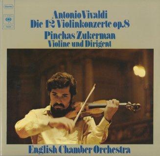 ヴィヴァルディ:「和声と創意の試み」Op.8(全12曲)