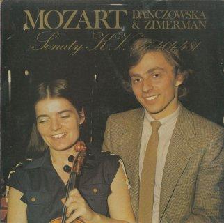 モーツァルト:ヴァイオリン・ソナタK.547,404,481