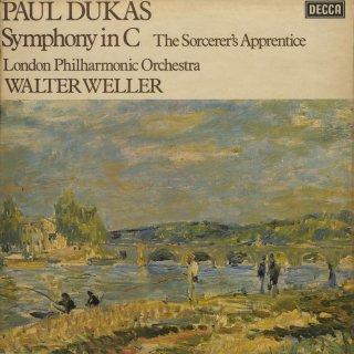 デュカス:交響的スケルツォ「魔法使いの弟子」,交響曲ハ長調