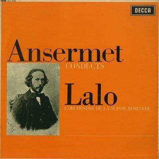 ラロ:バレエ組曲「ナムーナ」〜7曲(前奏曲,セレナード,主題と変奏,市場の行列,他