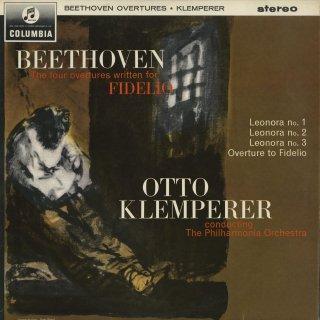 「ベートーヴェン:序曲集」レオノーレ1〜3番,フィデリオ