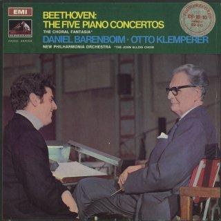 ベートーヴェン:ピアノ協奏曲(全5曲),合唱幻想曲Op.80