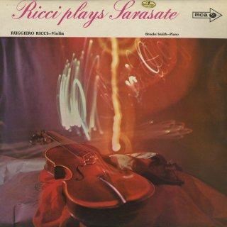 サラサーテ:スペイン舞曲(8曲),序奏とタランテラ,バスク奇想曲,アンダルシア・セレナード
