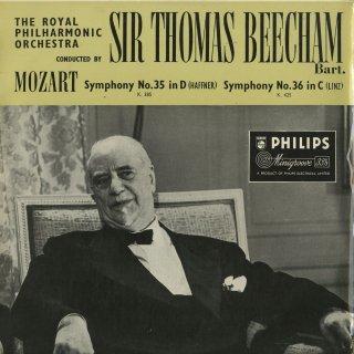モーツァルト:交響曲35番K.385,36番K.425