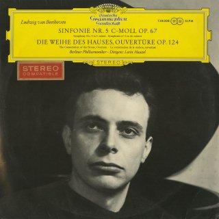 ベートーヴェン:交響曲5番Op.67「運命」,献堂式序曲Op.124