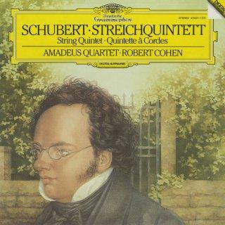 シューベルト:弦楽五重奏Op.post.163)