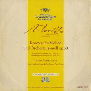 ドヴォルザーク:ヴァイオリン協奏曲Op.53