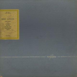 ピアノ曲集/スカルラッティ:ソナタ,シューベルト:即興曲,リスト:ペトラルカのソネット104番,他