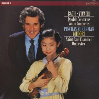 バッハ:ヴァイオリン協奏曲2番B.1042,2ヴァイオリン協奏曲B.1043,他