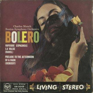 ラヴェル:ボレロ,ラ・ヴァルス,スペイン狂詩曲,ドビュッシー:牧神の午後への前奏曲
