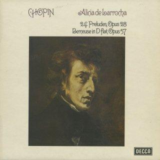 ショパン:24の前奏曲Op.28,子守歌Op.57