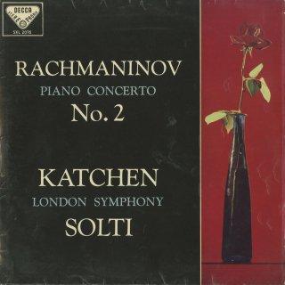 ラフマニノフ:ピアノ協奏曲2番Op.18,バラキレフ:イスラメイ