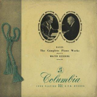 「ラヴェル:ピアノ作品全集Vol.1」クープランの墓