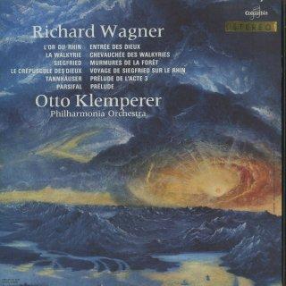 「ワーグナー:管弦楽曲集Vol.3」ラインの黄金,ワルキューレ,ジークフリート,神々の黄昏,他