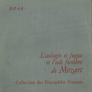 モーツァルト:フリーメーソンの為の葬送音楽K.477,アダージョとフーガK.546