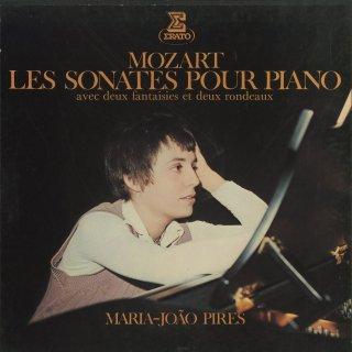 「モーツァルト:ピアノ・ソナタ全集」1〜18番,ロンドK.511,485,幻想曲K.397,475
