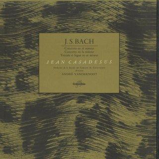 バッハ:ピアノ協奏曲1番B.1052,5番B.1056,トッカータとフーガB.911