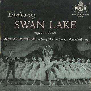 チャイコフスキー:組曲「白鳥の湖」Op.20