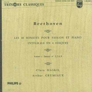 ベートーヴェン:ヴァイオリン・ソナタ(全10曲)