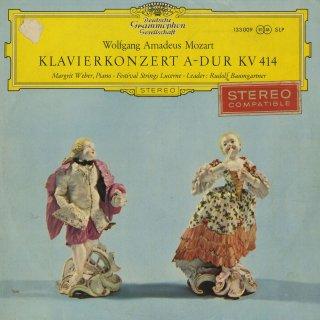 モーツァルト:ピアノ協奏曲12番K.414