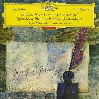 シューベルト:交響曲8番「未完成」