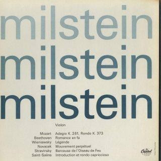 「ヴァイオリン小品集」モーツァルト,ベートーヴェン,ヴィエニャフスキ,ノヴァチェック,他