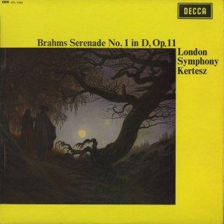 ブラームス:セレナーデ1番Op.11