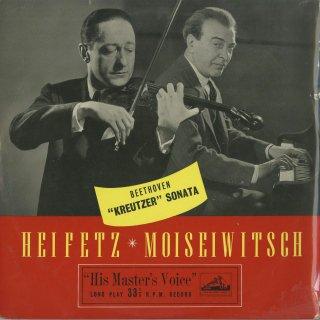 ベートーヴェン:ヴァイオリン・ソナタ9番Op.47「クロイツェル」
