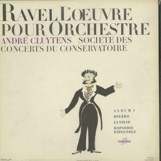 ラヴェル:管弦楽曲全集Vol.1〜4(完結)