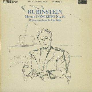 モーツァルト:ピアノ協奏曲24番K.491,ロンドK.511