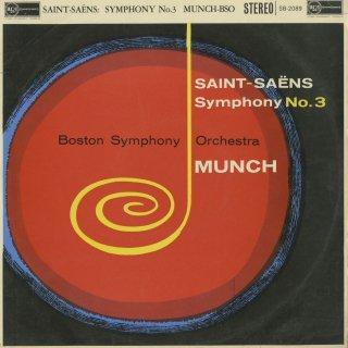 サン・サーンス:交響曲3番Op.78