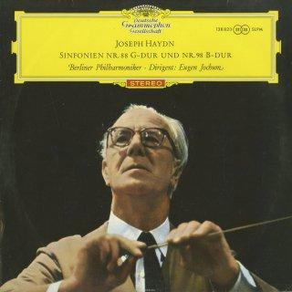 ハイドン:交響曲88番,98番