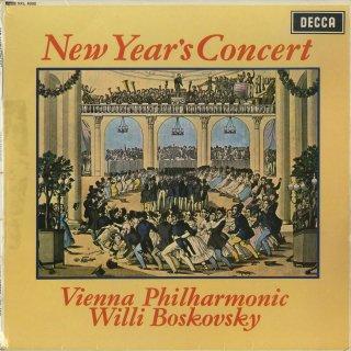 「ニューイヤー・コンサート」ウィーンのカリオストロ〜序曲,ディナミーデン,とんぼ,他全9曲