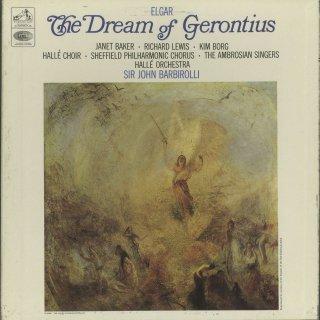 エルガー:オラトリオ「ジェロンティアスの夢」Op.38
