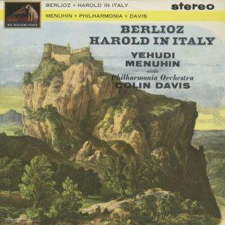 ベルリオーズ:イタリアのハロルドOp.16(ヴィオラ独奏と管弦楽のための交響曲)