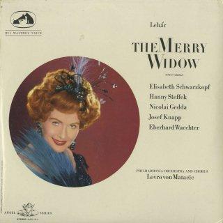 レハール:メリー・ウィドウ(全曲)