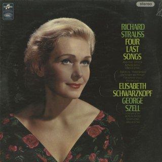 R.シュトラウス:歌曲集/4つの最後の歌,母親の自慢,森の喜び,献呈,懐かしい面影,他