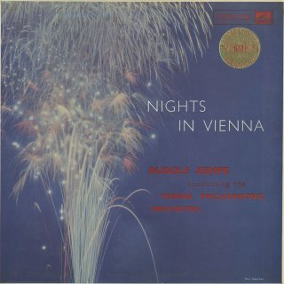 「ウィーンの夜」スッペ:序曲「ウィーンの朝、昼、晩」,J.シュトラウス:「こうもり」序曲,他