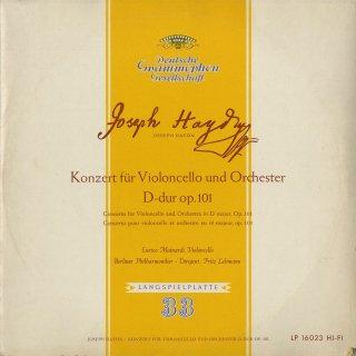 ハイドン:チェロ協奏曲2番Op.101