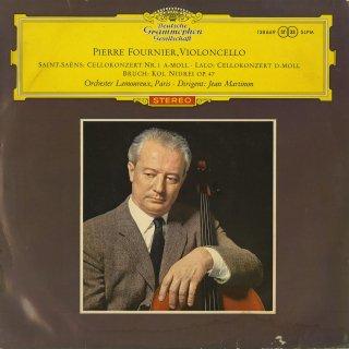 チェロ協奏曲集/ラロ,サン・サーンス:1番Op.33,ブルッフ:コル・ニドライOp.47
