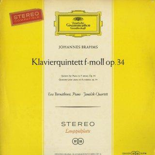 ブラームス:ピアノ五重奏曲Op.34