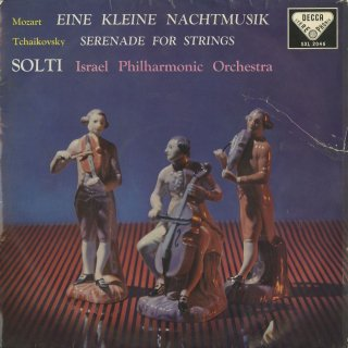 モーツァルト:アイネ・クライネK.525,チャイコフスキー:セレナーデOp.48