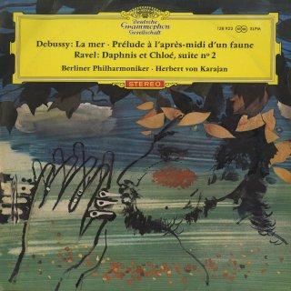 ドビュッシー:海,牧神の午後への前奏曲,ラヴェル:ダフニスとクロエ第2組曲