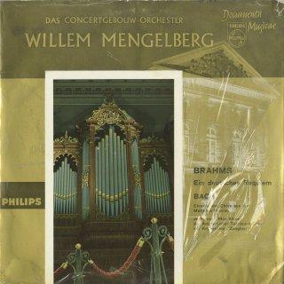 ブラームス:「ドイツ・レクイエム」Op.45,バッハ:「マタイ受難曲」(抜粋)