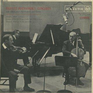 アレンスキー:トリオOp.32,ヴィヴァルディ:ヴァイオリン・チェロのための協奏曲,他