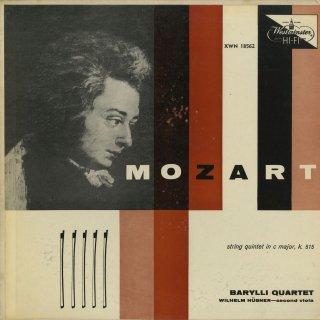モーツァルト:弦楽五重奏曲K.515